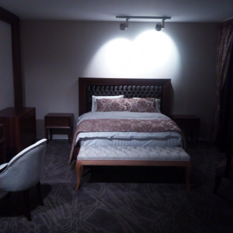 Diana gold guestroom rather