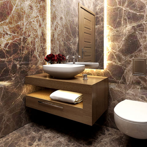 1419 Bathroom Furnitures Otelyx Dizayn